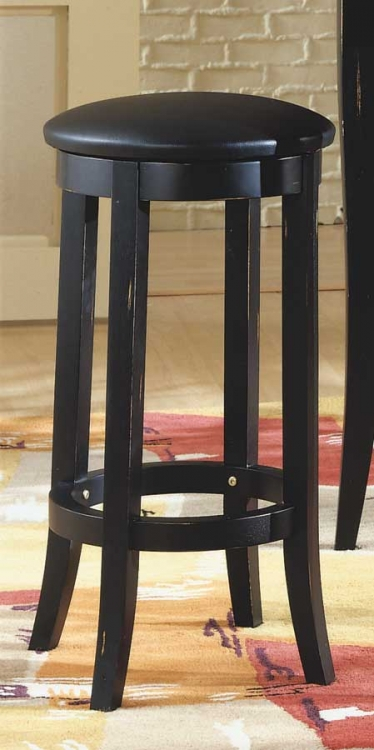 Liz Swivel Counter Chair