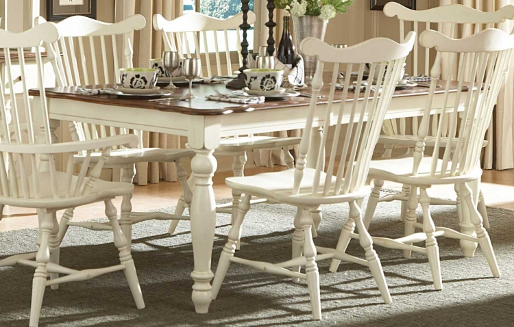 Lorna Dining Table White