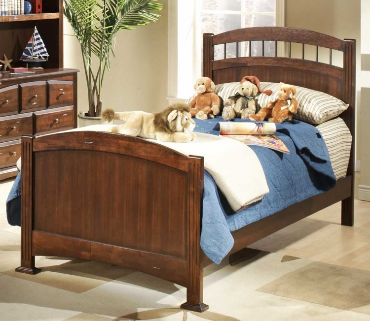 Truckee Bed-Cherry