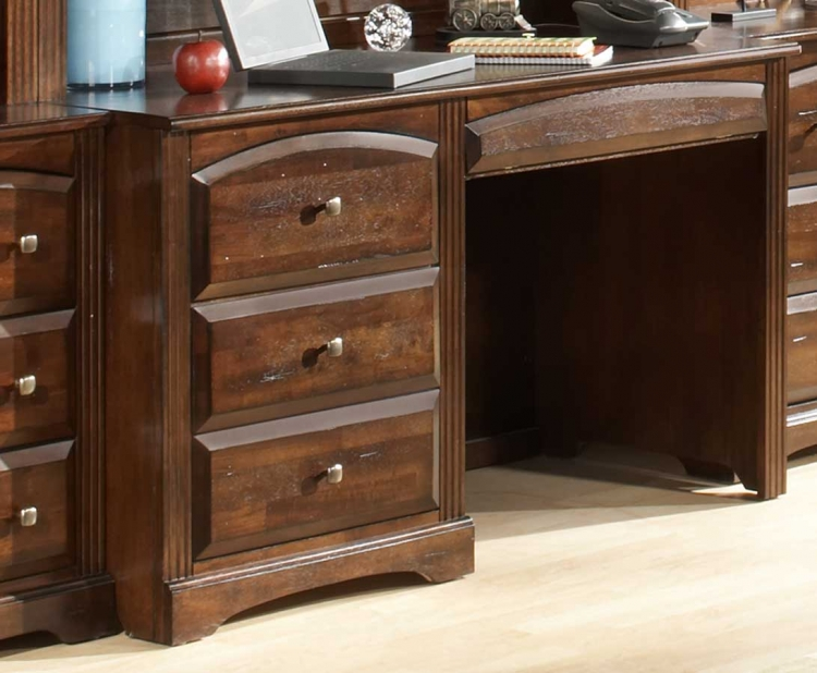 Truckee Desk-Cherry-Homelegance