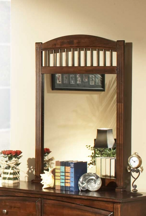 Truckee Mirror-Cherry-Homelegance