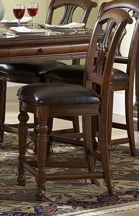 English Manor Counter Height Chair