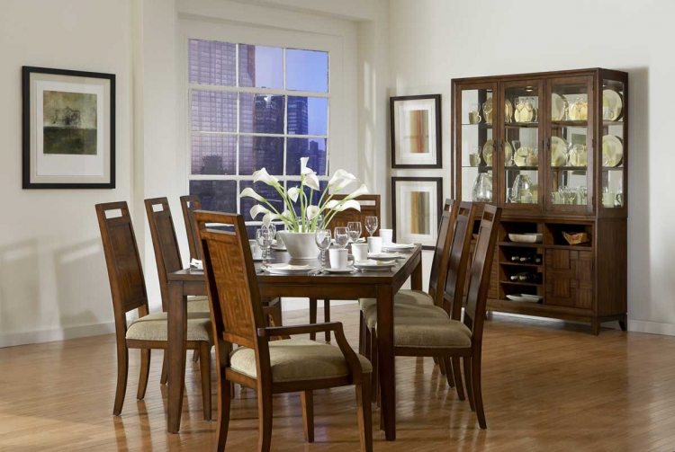 Campton Dining Set - Homelegance