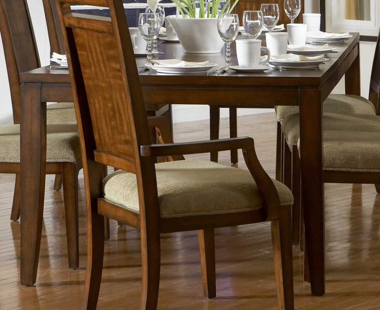 Campton Dining Table with Two 12 Inch Leaves