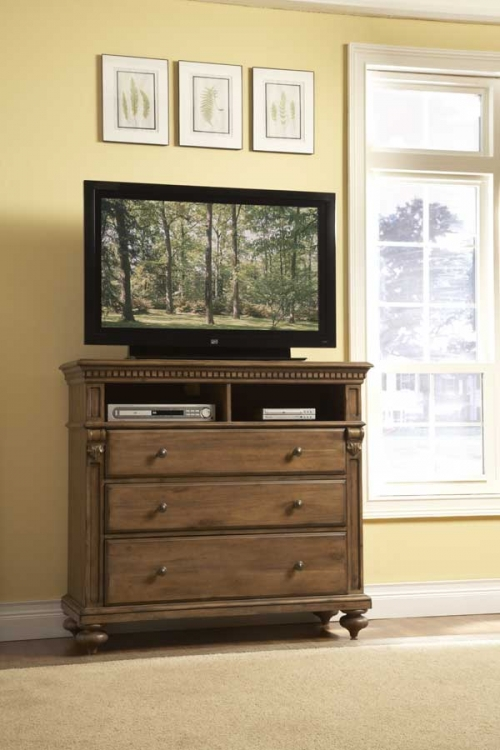 Eastover TV Chest - Homelegance