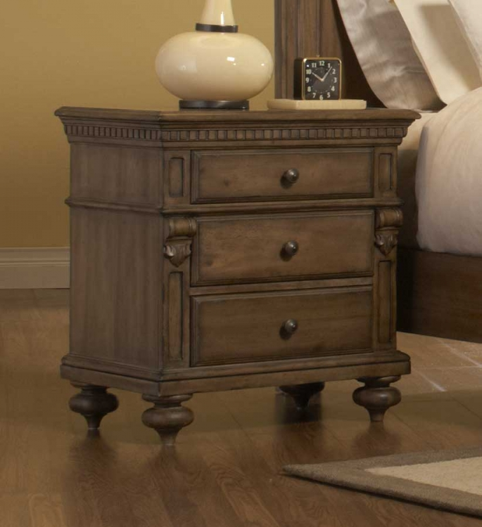 Eastover Night Stand - Homelegance
