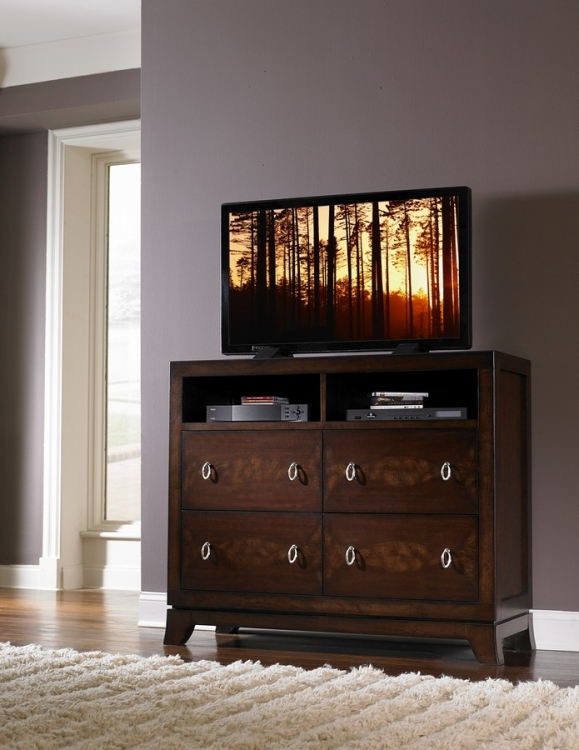Lakeside TV Chest - Homelegance