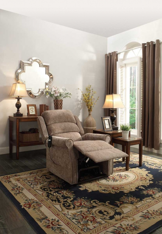 Milford Power Lift Chair - Chenille