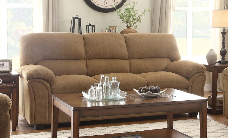 Talon Sofa - Brown