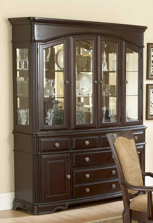 Homelegance Grandover Buffet and Hutch