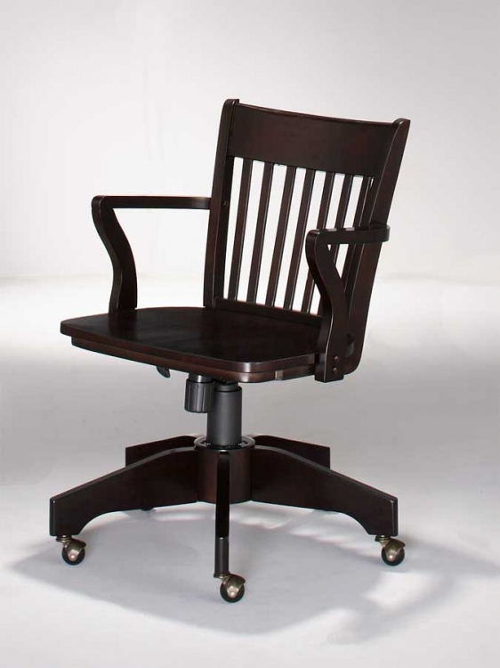 Borgeois Swivel Chair with arms