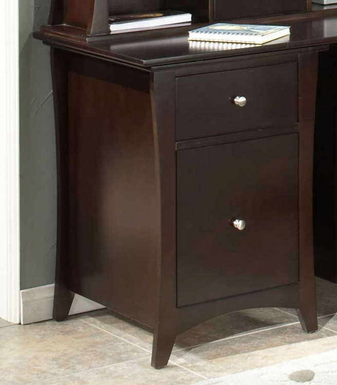Borgeois 2-Drawer Cabinet
