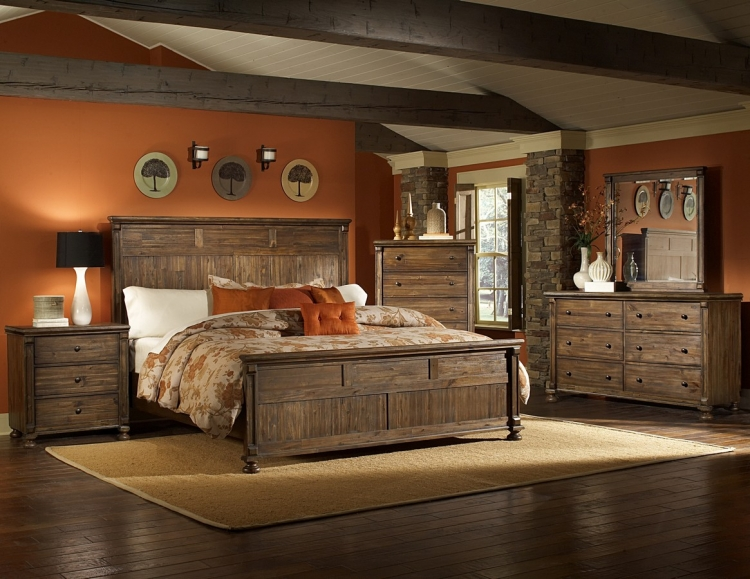 Ardenwood Bedroom Set - Homelegance