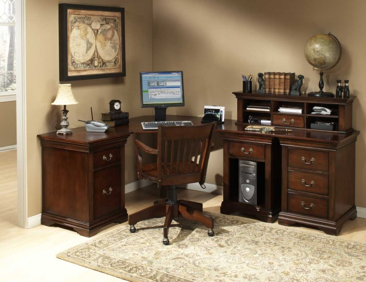 Dijon II Home Office Collection-Homelegance