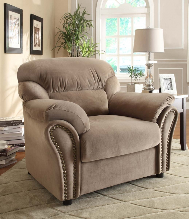 Valentina Chair - Brown - Homelegance