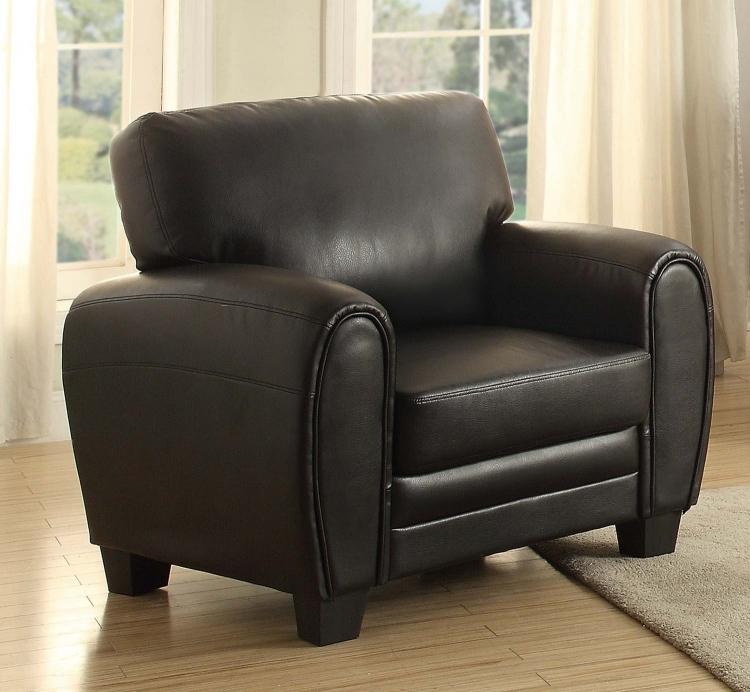 Rubin Chair - Black