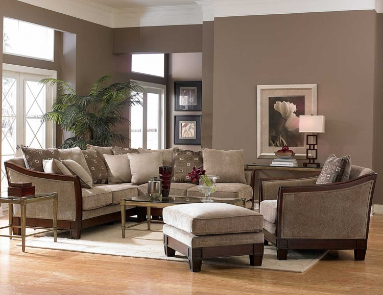 Trenton Sofa Sectional Collection - Homelegance