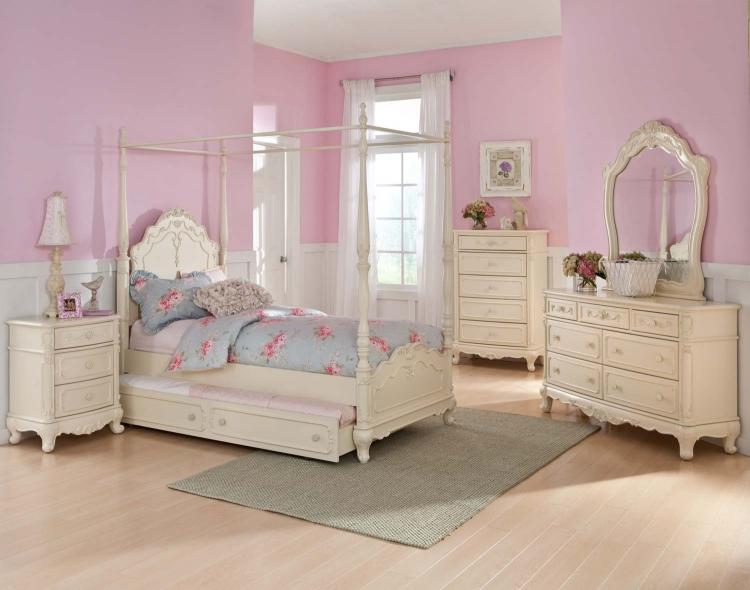 Cinderella Poster Bedroom Set - Ecru