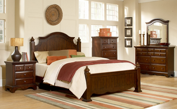 Williamsburg Bedroom Set - Homelegance