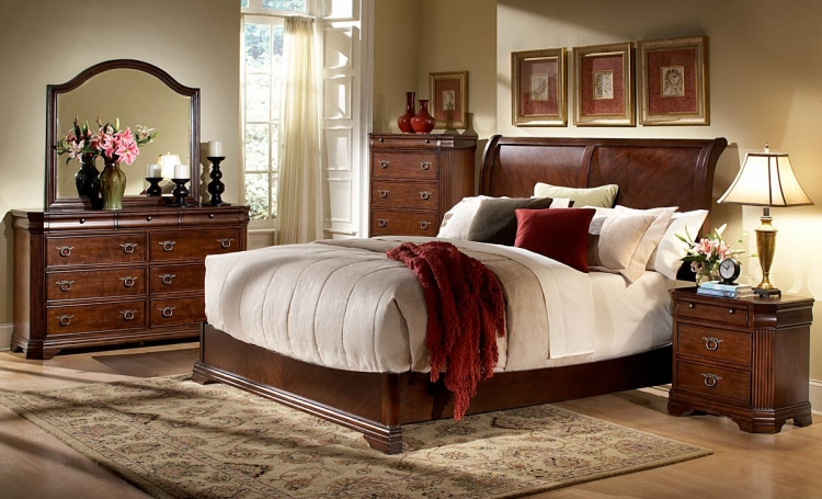 Greenfield Bedroom Set - Homelegance