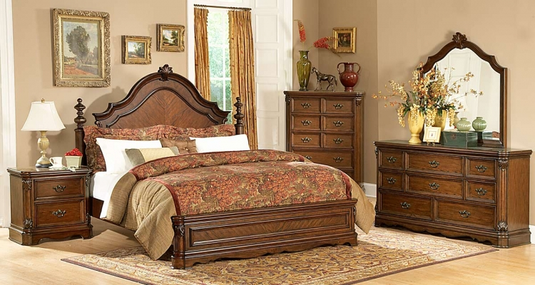 Montrose Bedroom Set - Homelegance