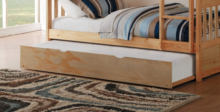 Homelegance Bartly Twin Trundle - Natural Pine