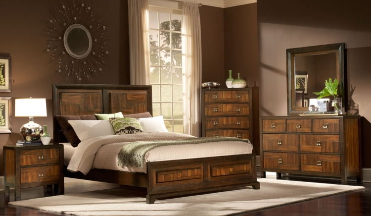 Brumley Bedroom Set - Homelegance