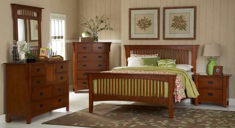 Danville Bedroom Set - Homelegance