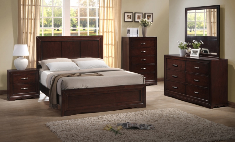 Hendrick Bedroom Set - Homelegance