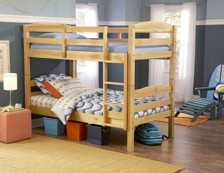 Brandon Pine Bunk Bed