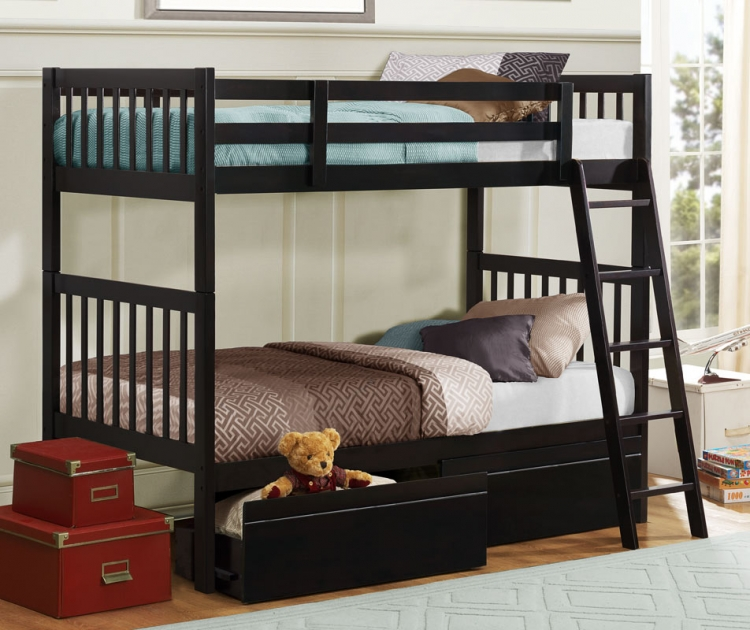 Leslie Bunkbed with Storage