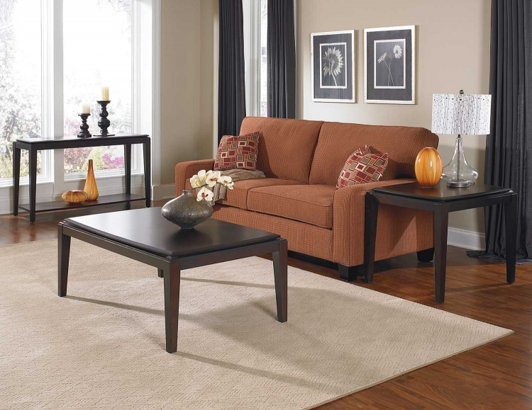 Daytona� Occasional Table Set - Dark Espresso - Homelegance