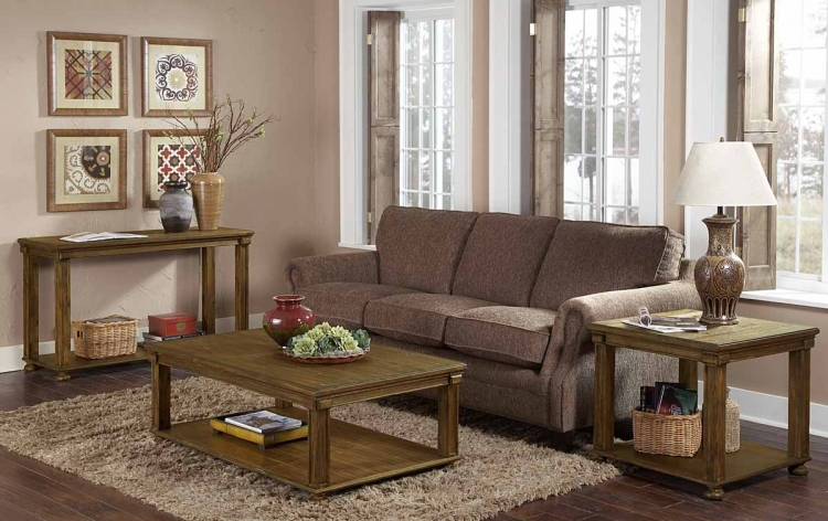 Ardenwood Occasionals Coffee Table Set - Homelegance