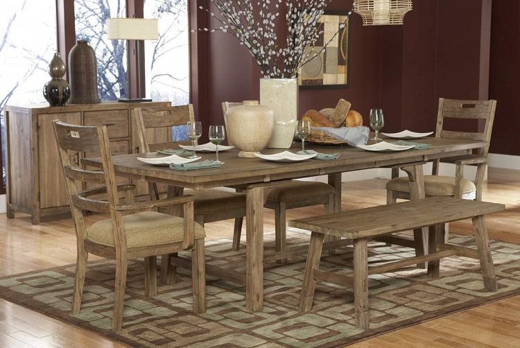 Oxenbury Dining Set - Homelegance