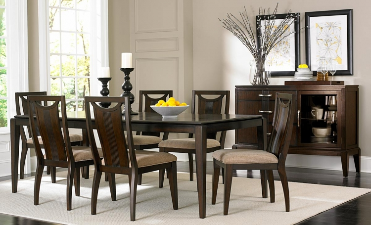 Daytona Dining Set - Homelegance