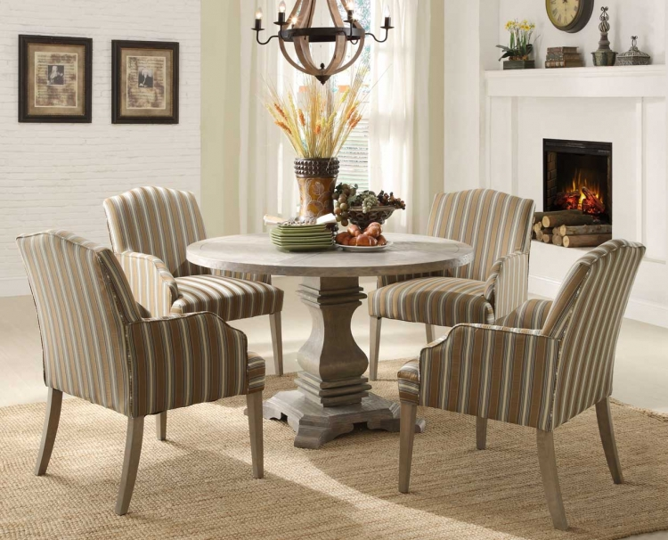 Euro Dining Set - Homelegance