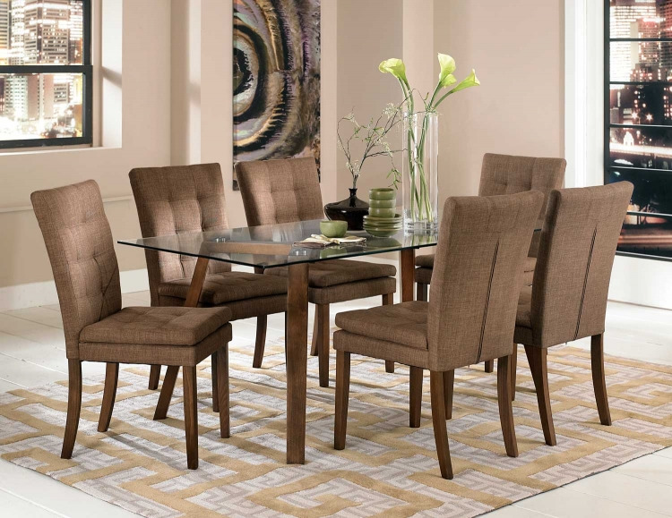 Maitland Dining Set - Natural
