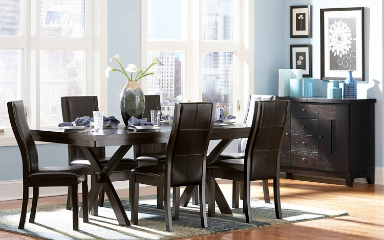 Sherman Dining Set - Homelegance