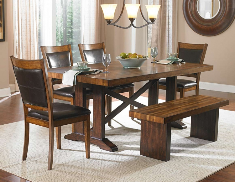 Aberdeen Dining Set - Homelegance