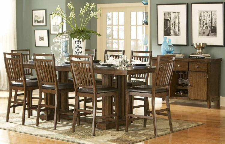 Everett Counter Height Dining Set