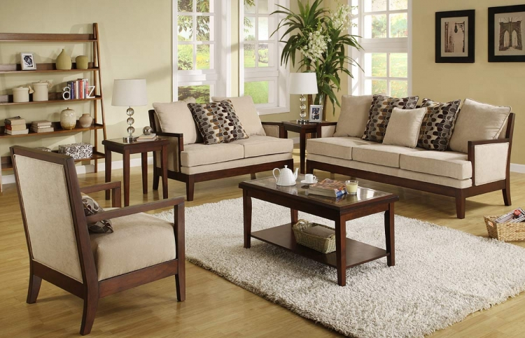 Dalton Sofa Set - Homelegance