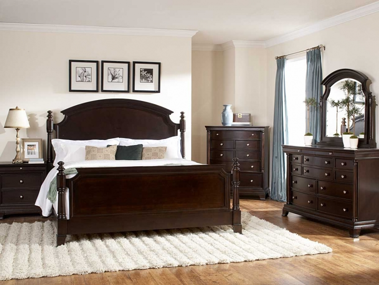 Inglewood Panel Bedroom Set