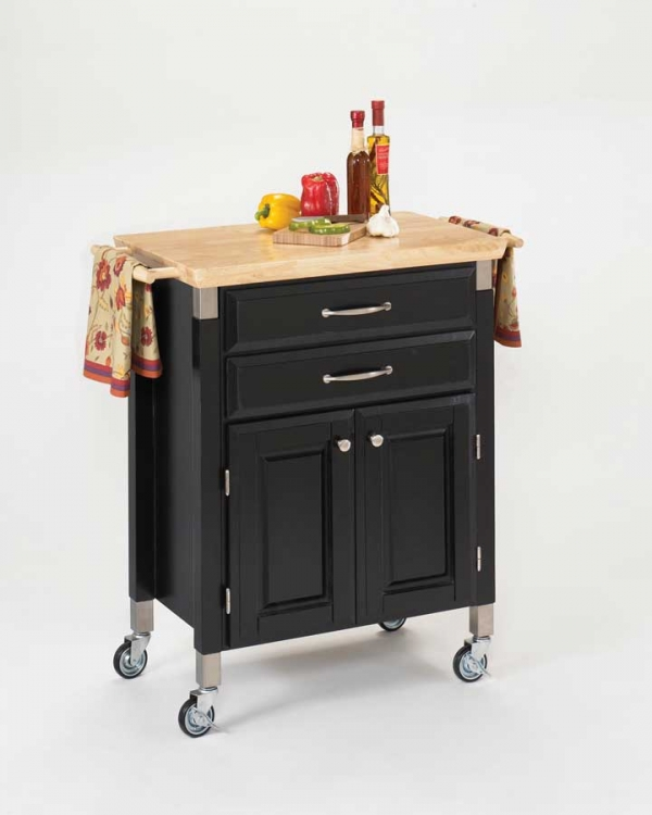 Dolly Madison Prep and Serve - Black - Home Styles