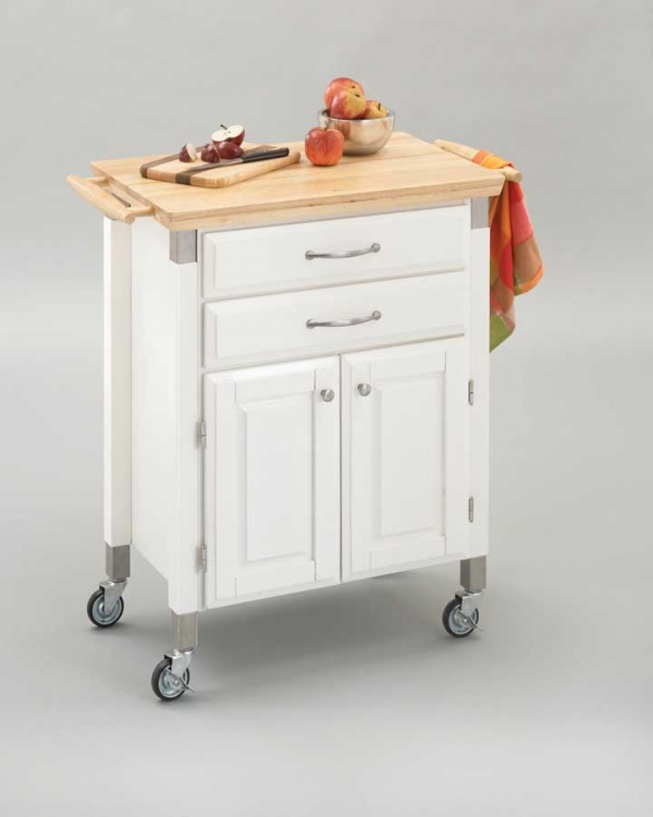 Dolly Madison Prep and Serve - White - Home Styles