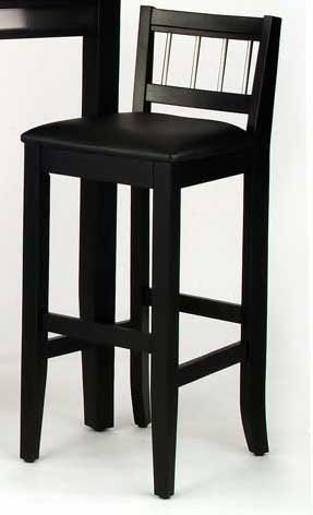 Manhattan Pub Stools with Stainless Steel