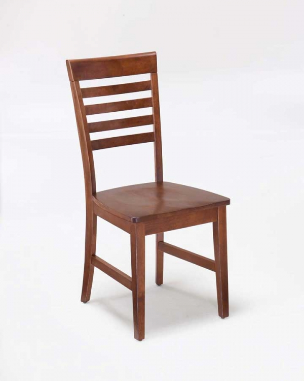 Dining Chair - Medium Cherry