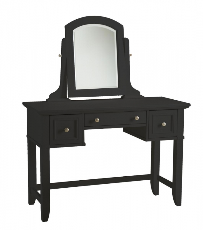 Bedford Vanity Table - Black