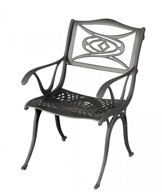 Malibu Dining Chair Pair - Black