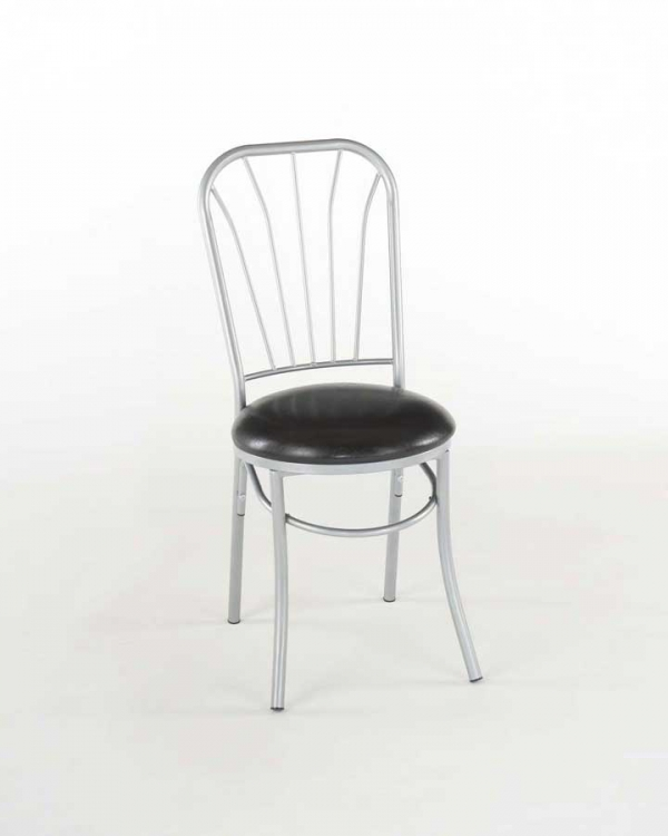 Soda Shoppe Dinette Chair - Black