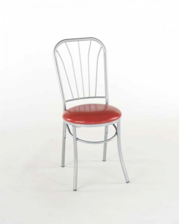 Soda Shoppe Dinette Chair - Red